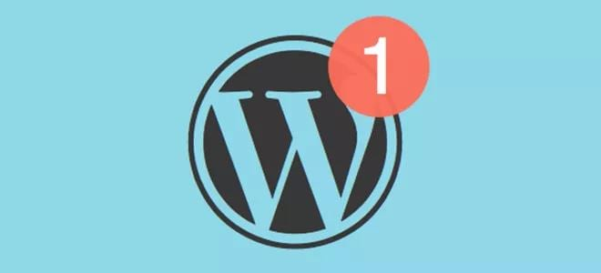 Notifications push wordpress