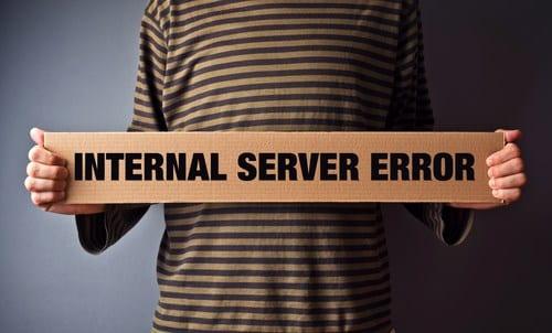 Erreur HTTP WordPress